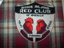 Red Club Patch